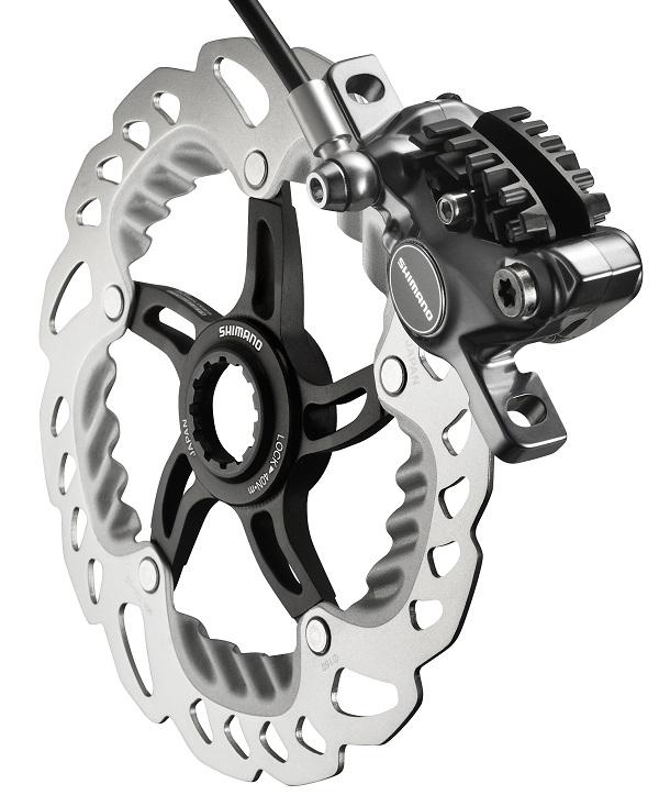 Hydraulisch remsysteem fiets